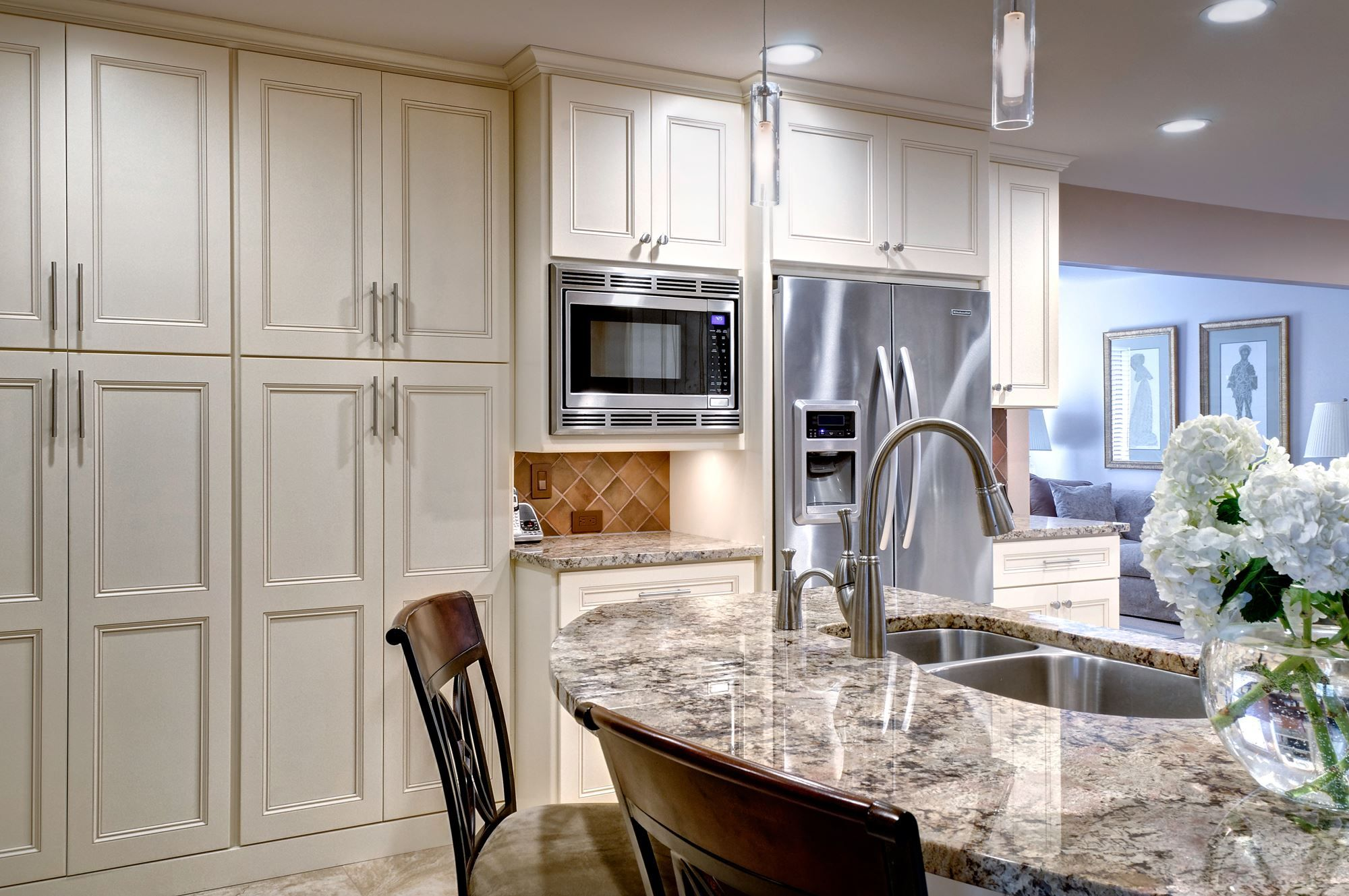 Simply Inviting Gallery Custom Wood Products Handcrafted Cabinets Kitchen Redesign Kitchen Inspirations Kitchen Cabinet Inspiration