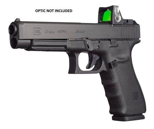 GLOCK 41 .45ACP GEN-4 MOS ADJ SIGHT 13-SHOT BLACK, $699.00