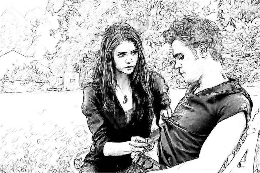 Pin By Angela Jones On A Coloring Pages As Movies Vampire Diaries Vampire Vampire Diaries The Originals