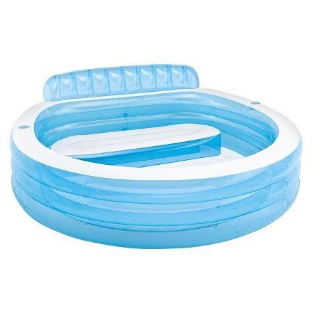 Intex Swim Center Family Lounge Pool Target Inflatable Pool Family Lounge Pool Inflatable Lounge Pool