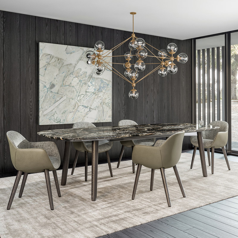 poliform dining table - Google Search   Table, Home decor ...