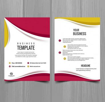 Pin By Teja Htc On Bengkelharga Brochure Design Design Pamphlet