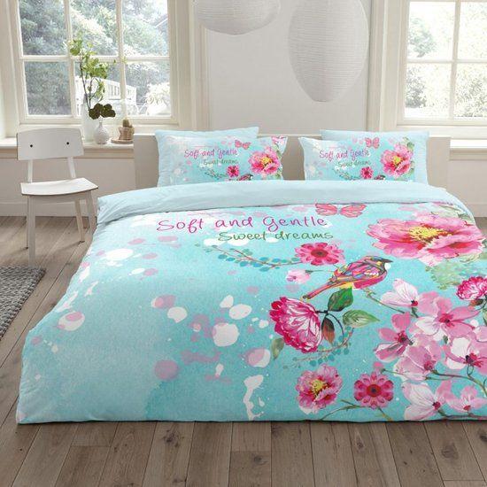 Essara Dekbedovertrek Soft  u0026 Gentle 140×200  220   slaapkamer A   Pinterest