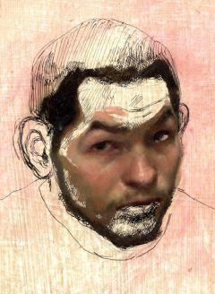 Mga Tomas Kubik Painting