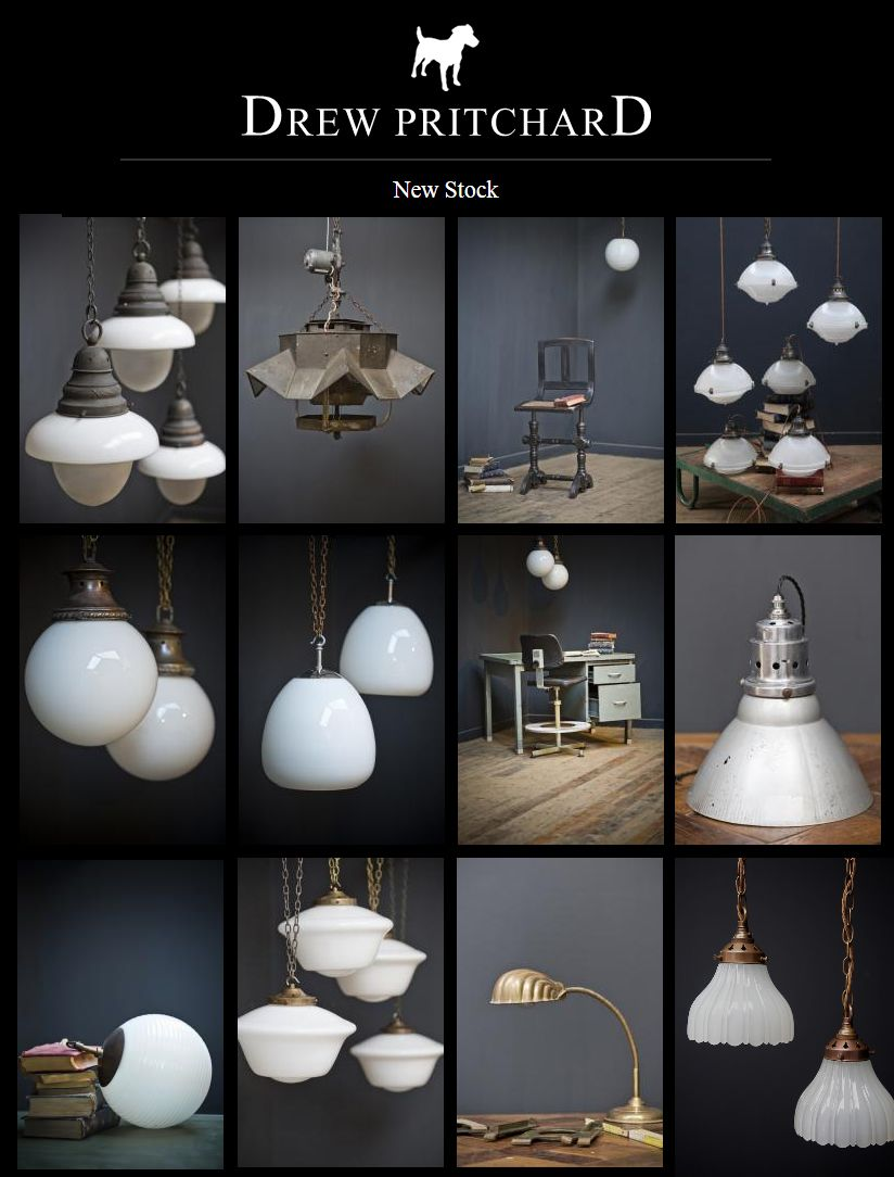Good Its All About Lighting At Drew Pritchard Architectural Antiques, Our  Favourite Salvage Hunter :0