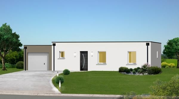afficher l 39 image d 39 origine maisons toit plat maison toit plat toit plat et maison. Black Bedroom Furniture Sets. Home Design Ideas