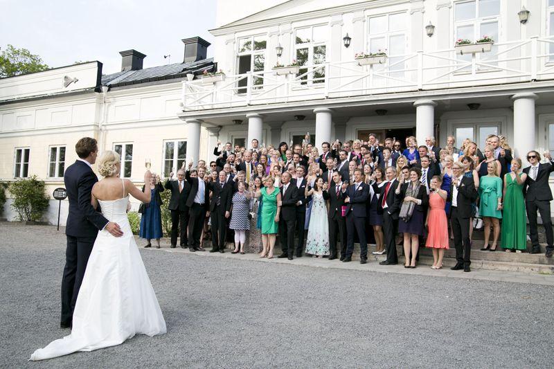 Lantligt Bröllop Stockholm ~ Bröllop på Gränsö slott i Västervik, Kalmar län Swedish Wedding in Västervik, Sweden