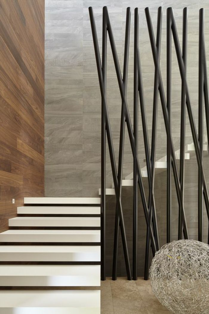 50 Bilder Und Ideen Fur Treppenaufgang Gestalten