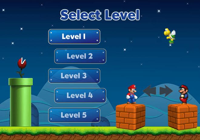 لعبة ماريو القديمة - لعبة سوبر ماريو القديمة | Mario run, Highway ...