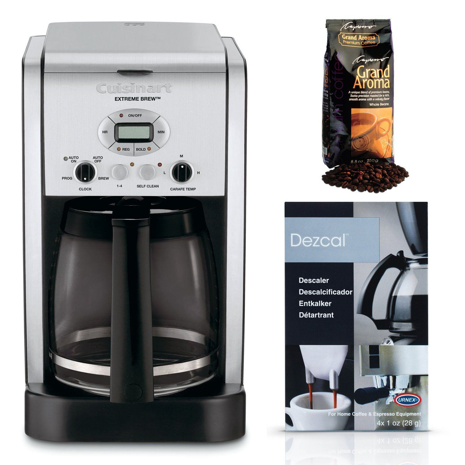 Cuisinart DCC-2650 Brew Central 12-cup Programmable ...