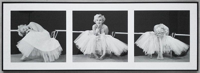Marilyn Monroe ballerina session