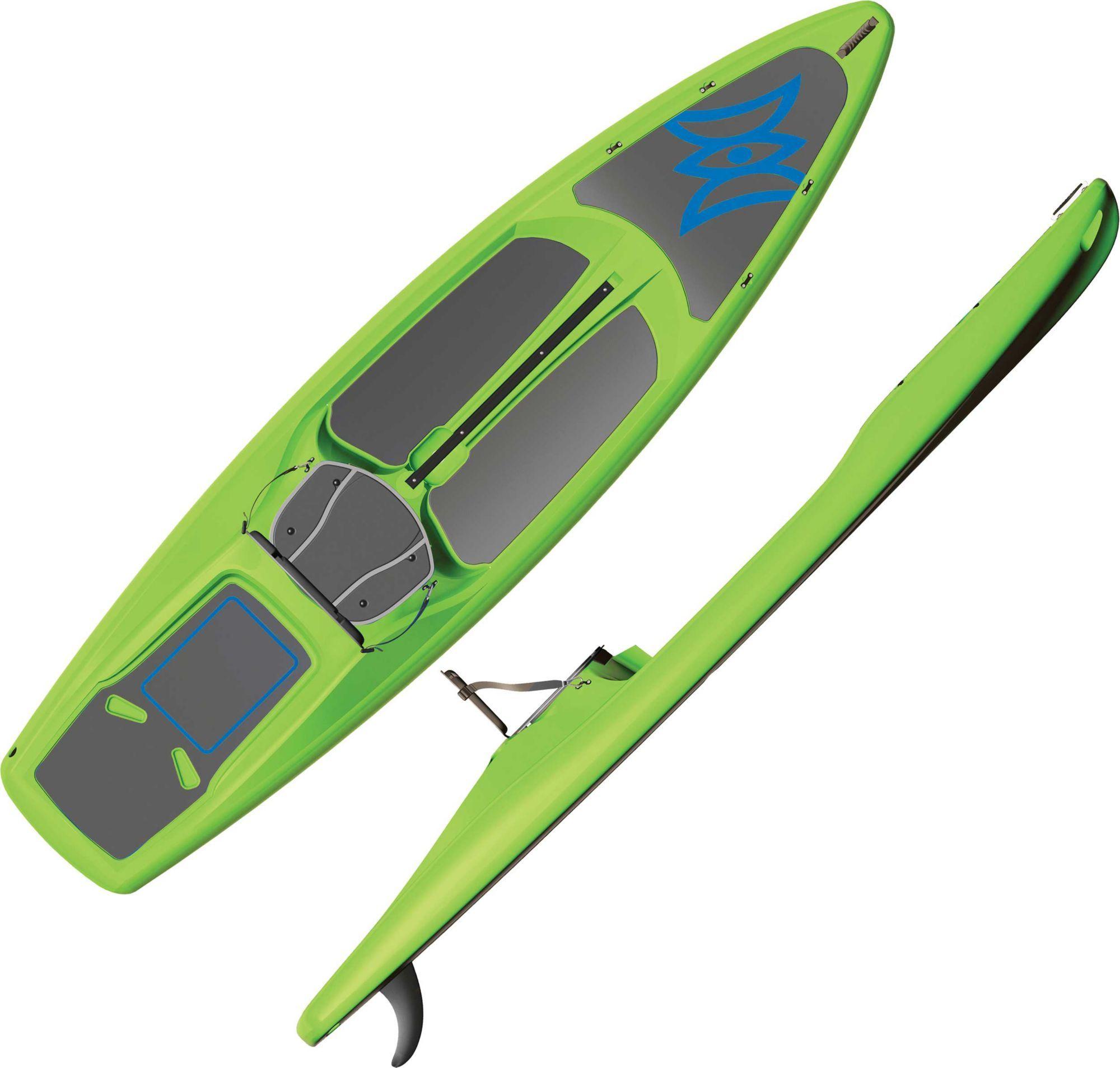 Perception Hi Life 11 Kayak, Green Kayak fishing