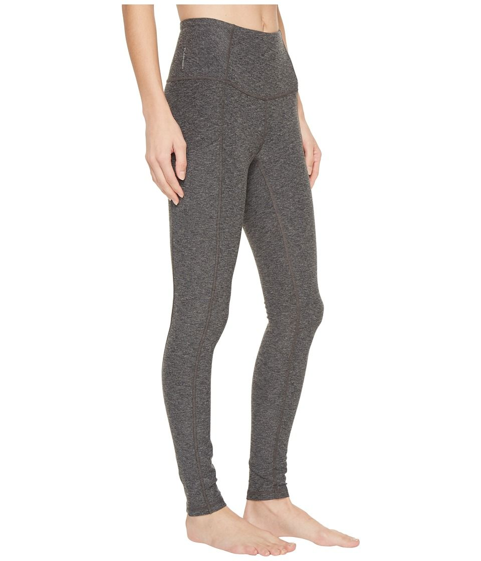 11ec9545942 The North Face Motivation High-Rise Pocket Tights Women s Casual Pants TNF  Dark Grey Heather