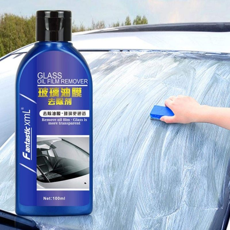 [Limited Offer] 100ML Car Glass Film Remover Strong