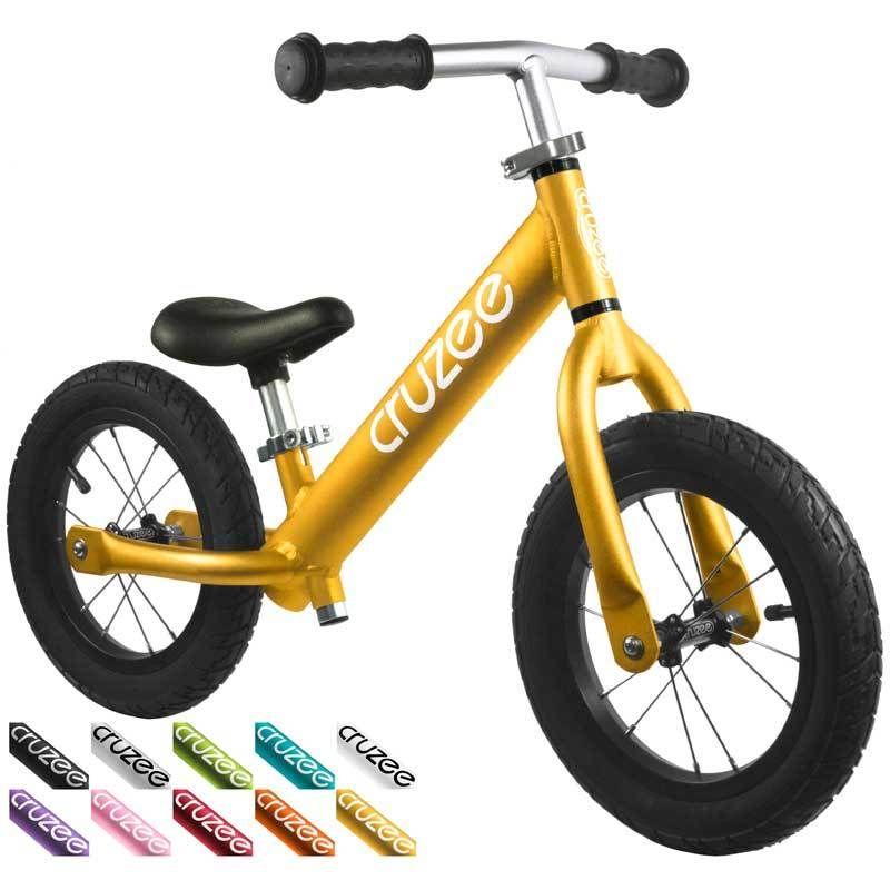 Cruzee Ultra Lite Air Balance Bike Balance Bike Bike Dangerous