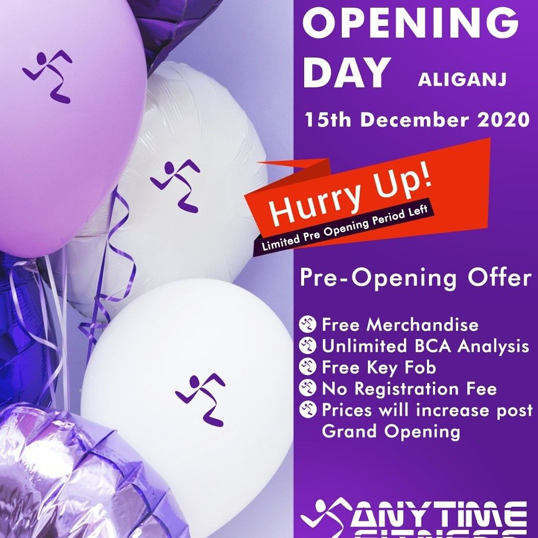 Anytime Fitness Pre Opening Anytime Fitness Key Fob