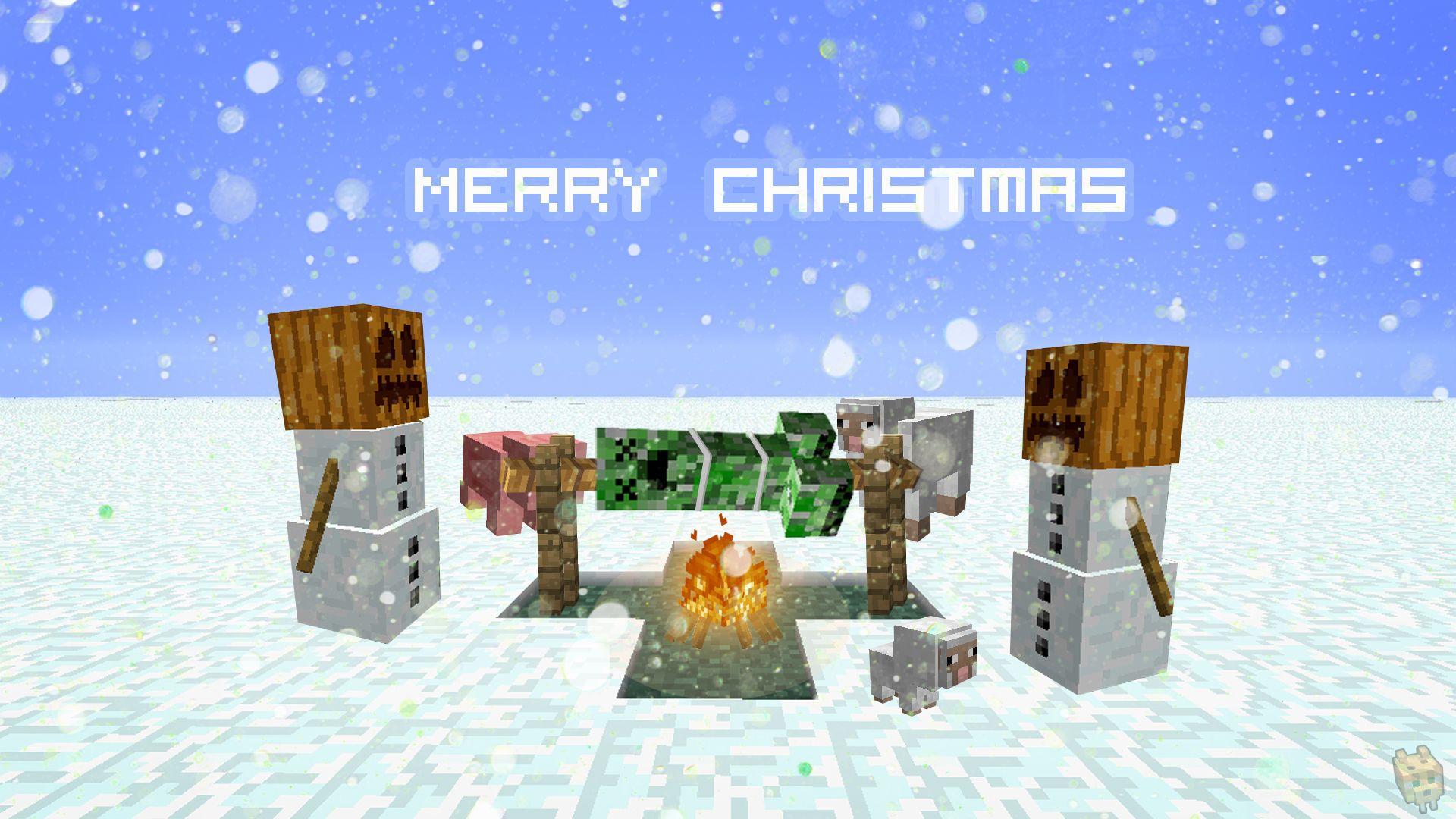 Popular Wallpaper Minecraft Christmas - 4b41c8a465af0801a03489d21dc6a6e2  Trends_664100.jpg