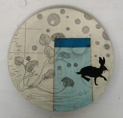 From Oneblackbird On Etsy Diana Fayt Pottery Art Ceramic Decor Contemporary Ceramics
