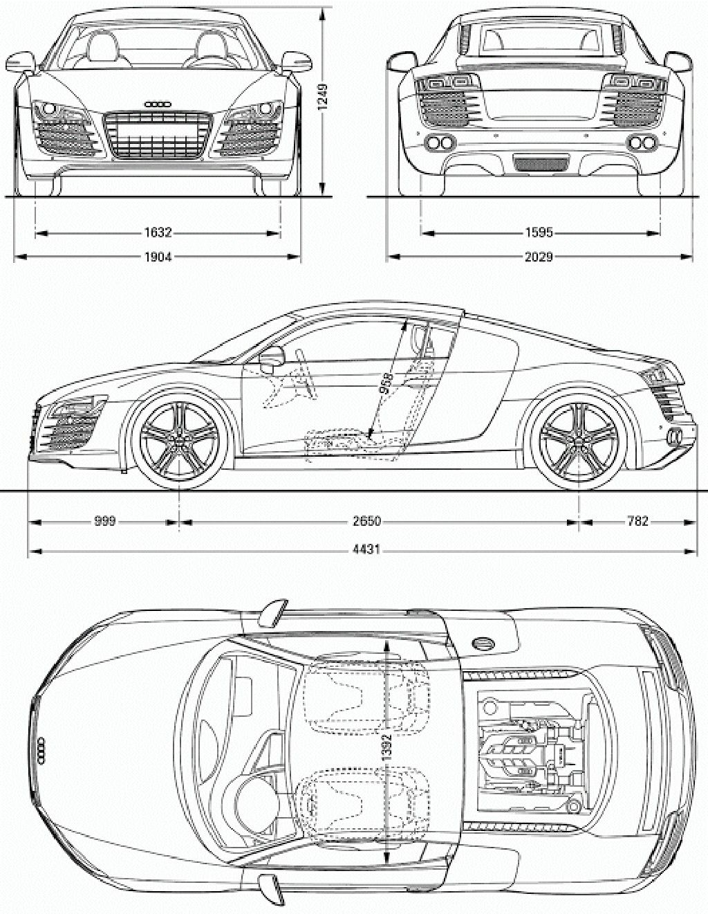Blueprint Car Model Best Of Download Most Loved Hd Car
