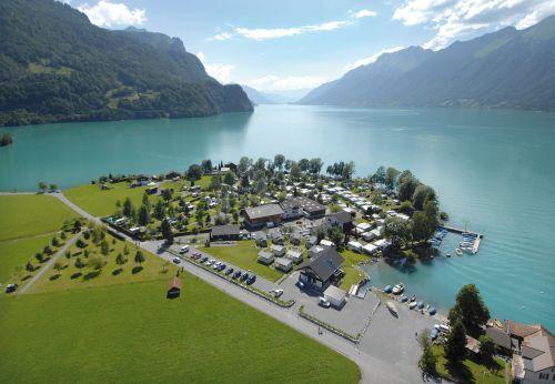 Familiencampingplatz Aaregg Und Chaletpark Brienzersee Willkommen Ferien Schweiz Ferien Reisen Reisen