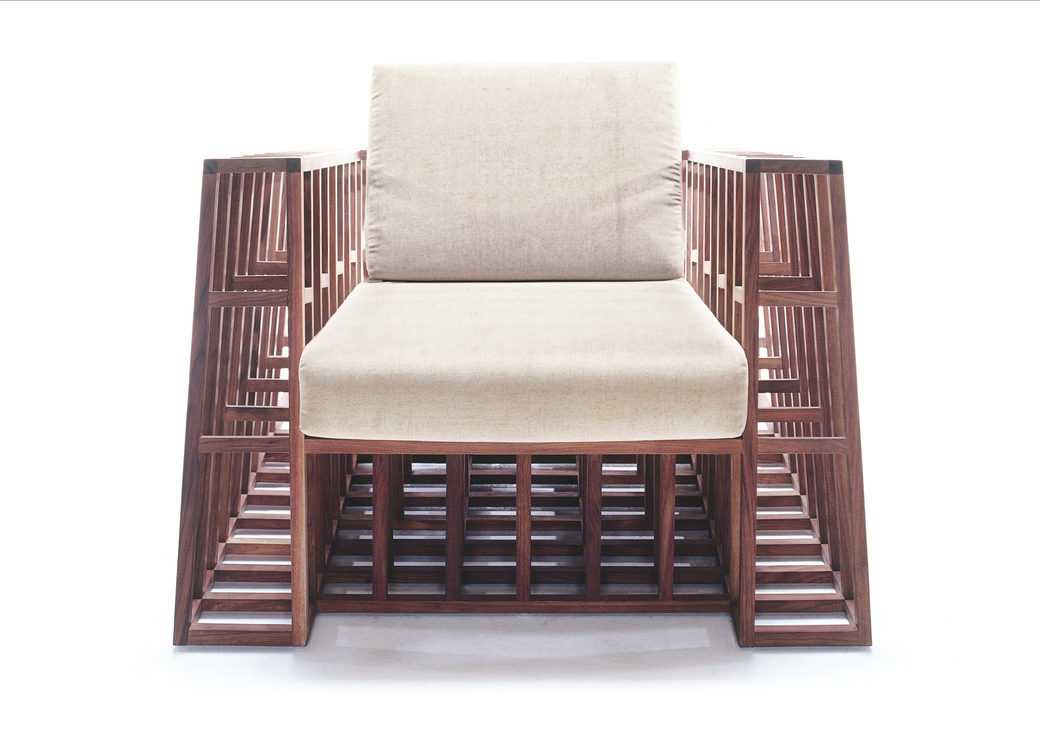 Tilt Series   Wooden sofa designs, Wooden armchair, Luxury ...