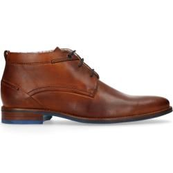 Reduce leather shoes for men