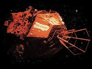 red dwarf ship model kit - photo #25