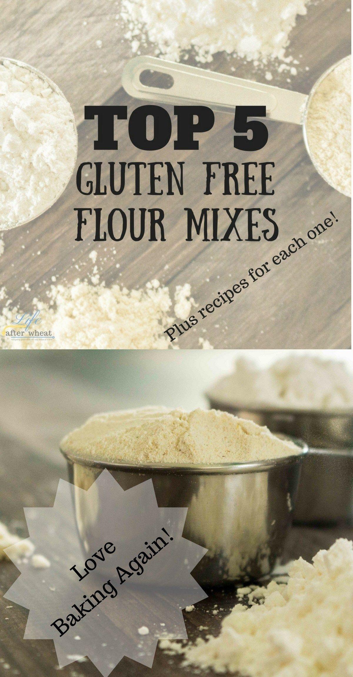 Gluten Free Flour Find Out Which Flours Are The Best Gluten