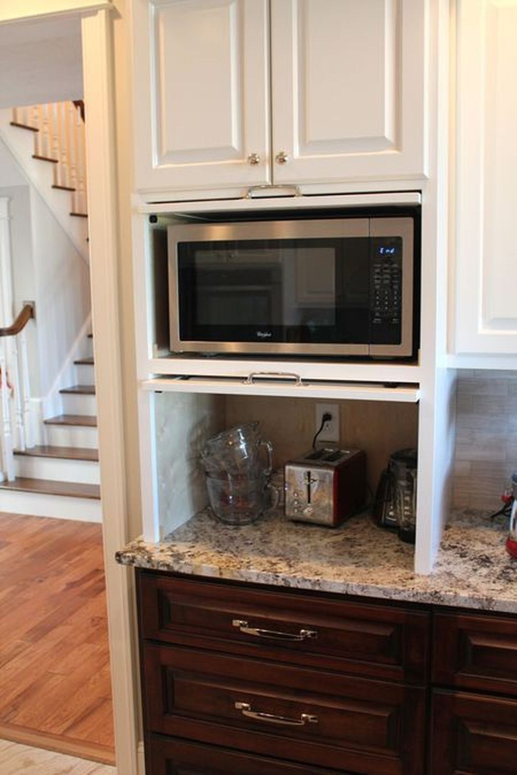 30 Astonishing Hidden Kitchen Storage Ideas You Must Have Coodecor Hidden Kitchen Small Kitchen Storage Kitchen Renovation
