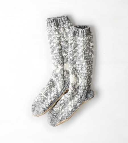 AEO Fair Isle Slipper Sock | Pour Moi! | Pinterest | Aeo, Socks ...