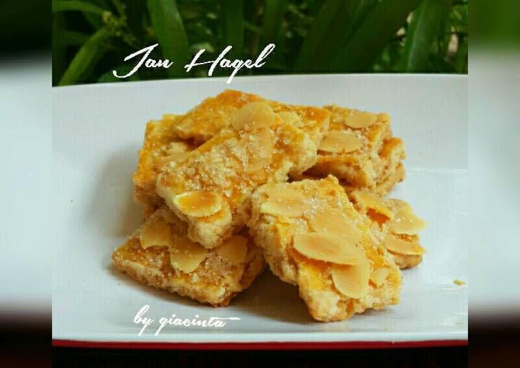 Resep Jan Hagel Oleh Giacinta Permana Resep Resep Makanan Resep Ide Makanan
