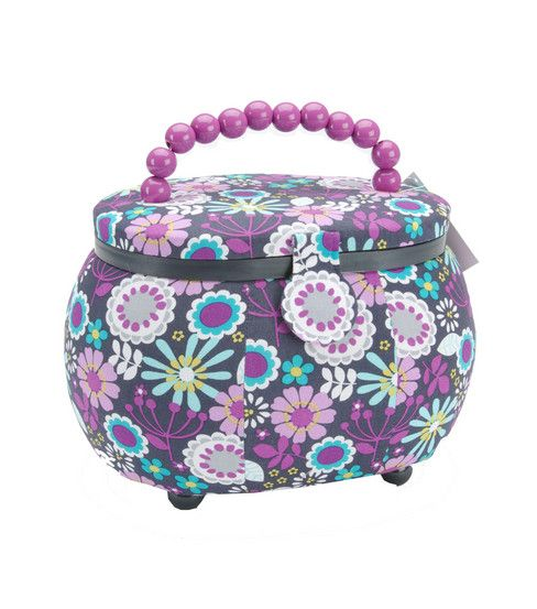 Sewing Basket from JoAnn\'s Fabrics & Crafts | Interesting interiors ...