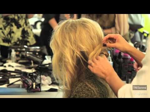 #TRESemme Style Setters Ep 8: #NikkiReed Behind the Scenes at #RebeccaMinkoff