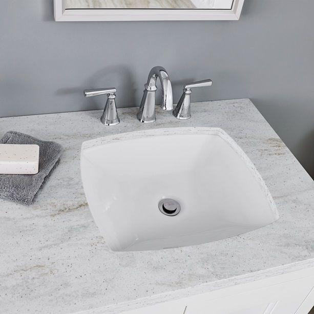 Edgemere Undercounter Bathroom Sink | American Standard | Bath ...