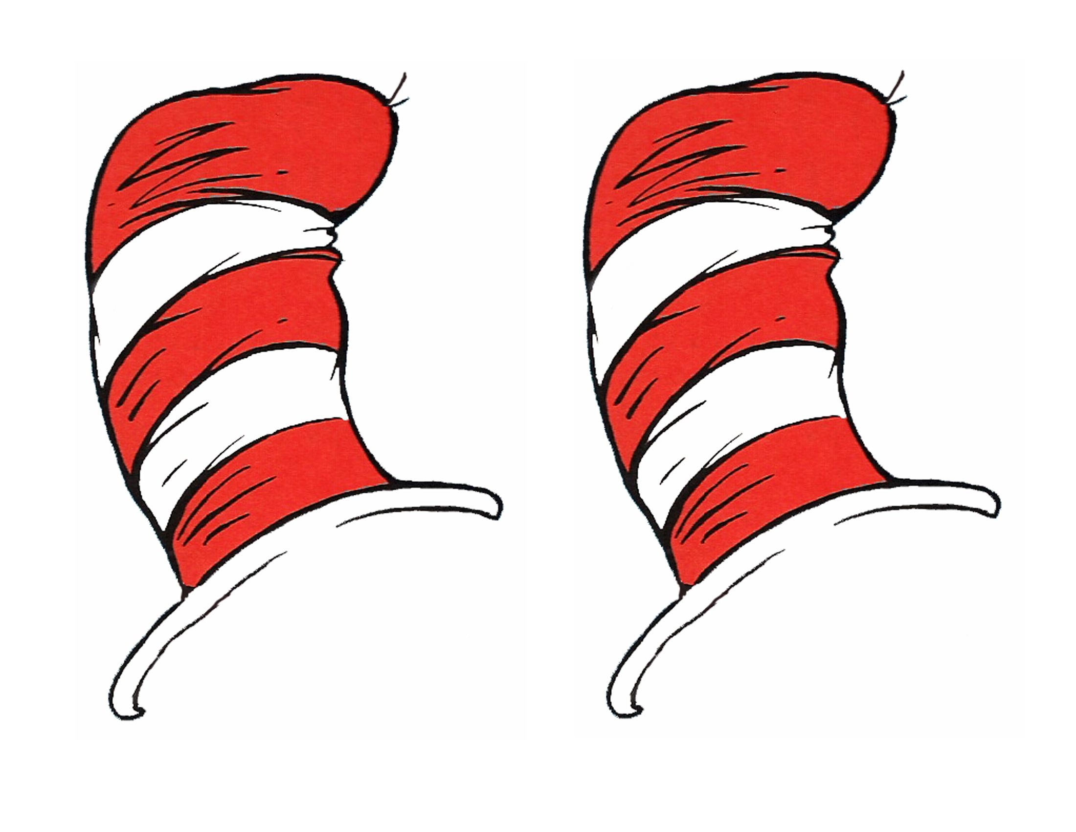 image about Printable Dr Seuss Hat referred to as Dr Seuss Occasion Collection- Shall We Enjoy? With a Printable! Dr