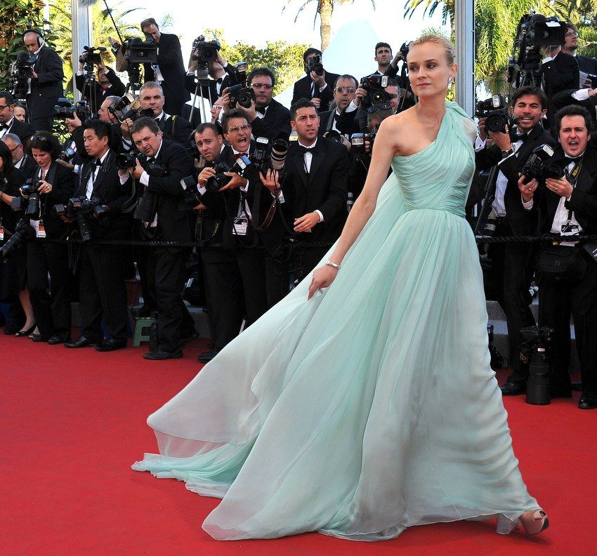 diane at cannes