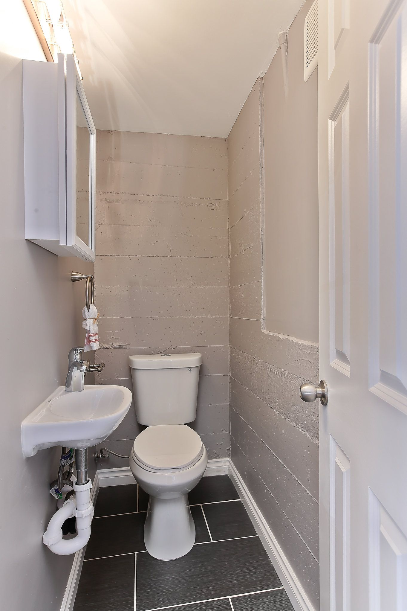 Half bath design and remodel by Jared Holland, JH Realty