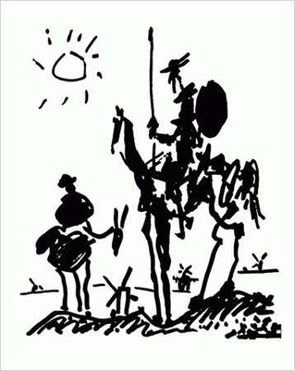 El Quijote en imgenes comentadas  Plasmaciones y