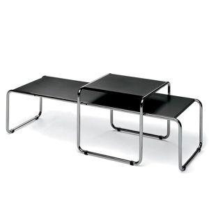 Diese Beiden Tische Des Bauhausdesigner Marcel Breuer Sind Aus