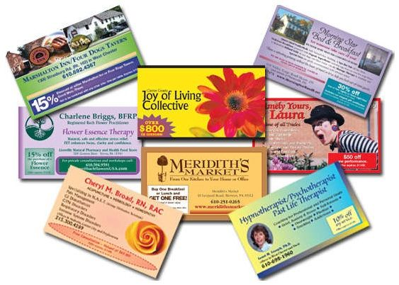 COUPON BOOKLET Coupon booklet printing or voucher booklet printing