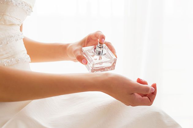 Everything You Need to Know About Choosing Your Wedding Day Perfume | Brides.com