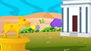 golden calf bible story - YouTube