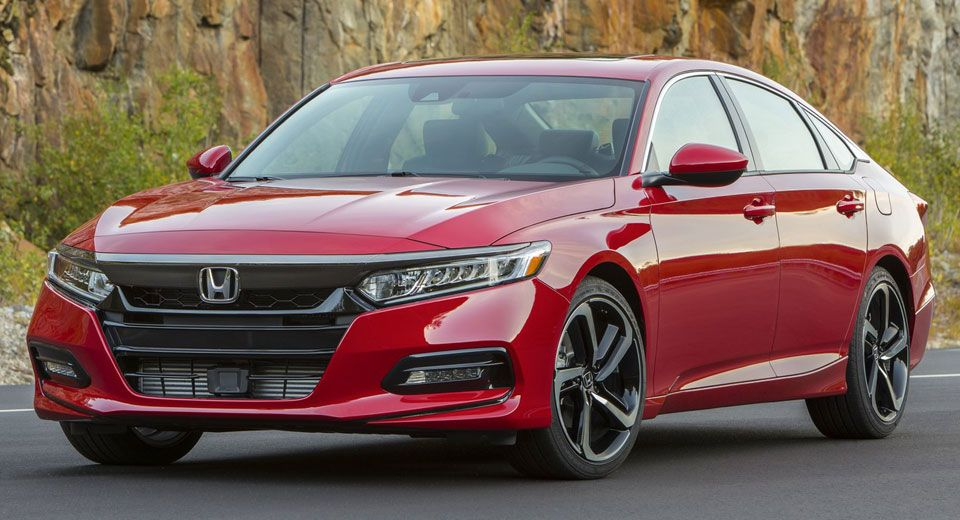 Honda Prices The 2018 Accord From 23,570 [w/260 Pics
