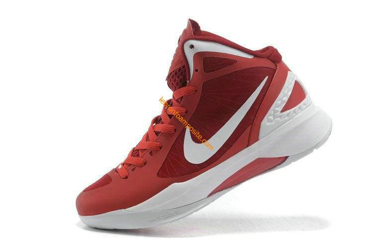 outlet store e078e a3485 Cute Womens basketball shoes Hyperdunk 2011 Varsity Red White Want these.