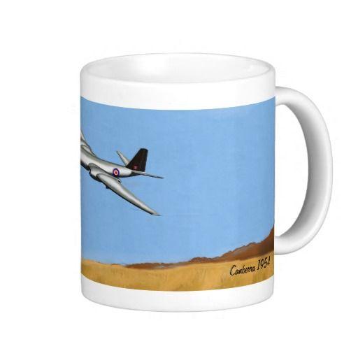 Canberra Bomber Coffee Mug