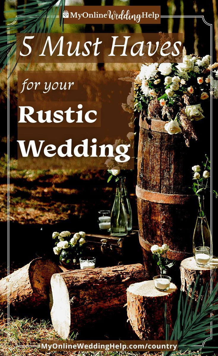 500+ Country & Rustic Theme Weddings ideas in 2021 | wedding themes rustic, rustic  wedding, rustic theme