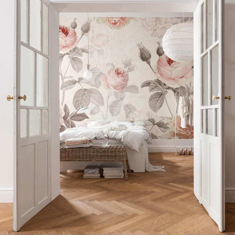 Komar La Maison Wall Mural XXL4 034 Wallpaper uk Wall murals