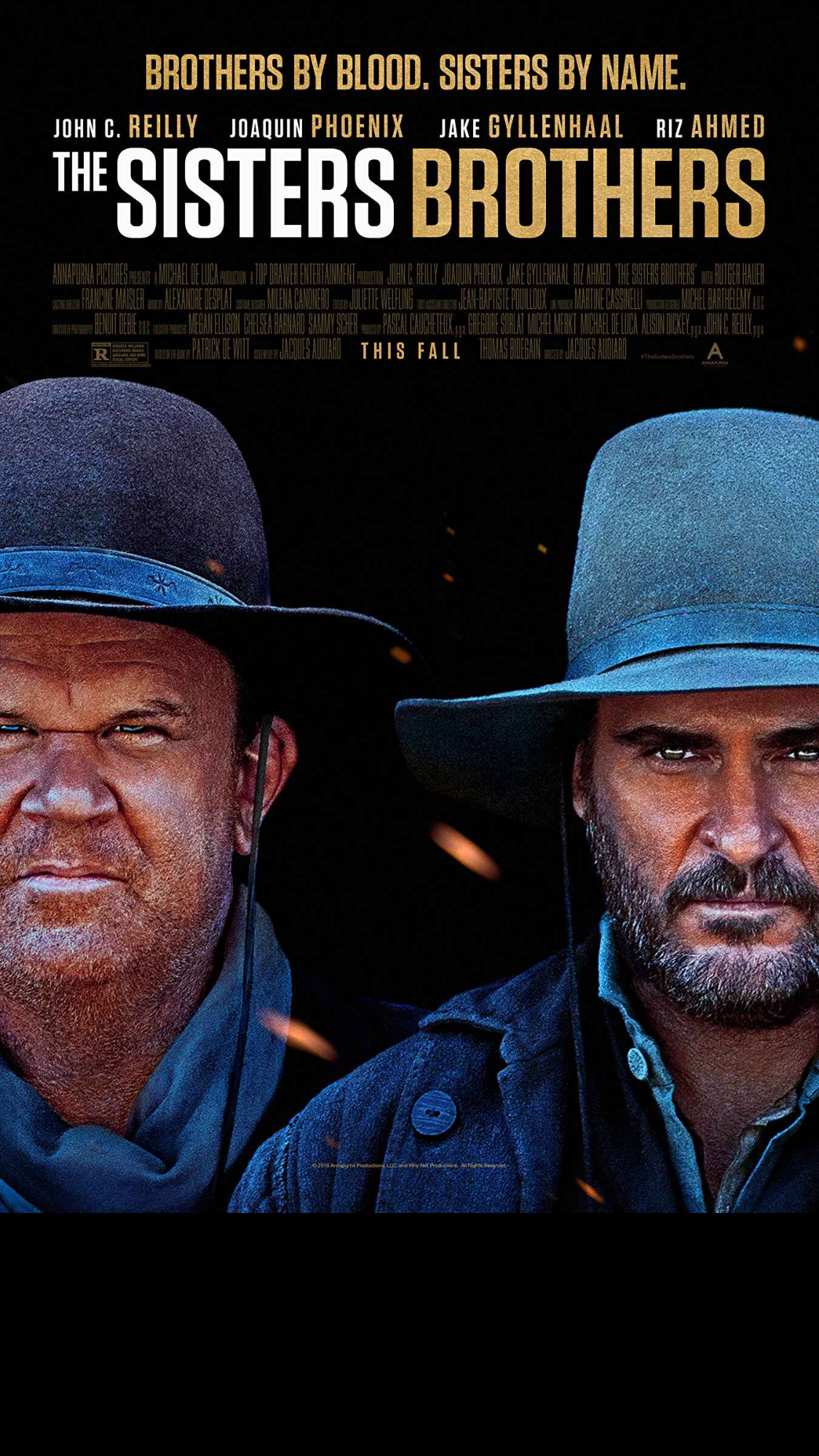 Sisters Brothers Brothers Movie Sister And Brothers Joaquin Phoenix
