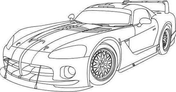 Coloring Pages Quotes Dodge Viper Cars Coloring Pages Coloring Pages