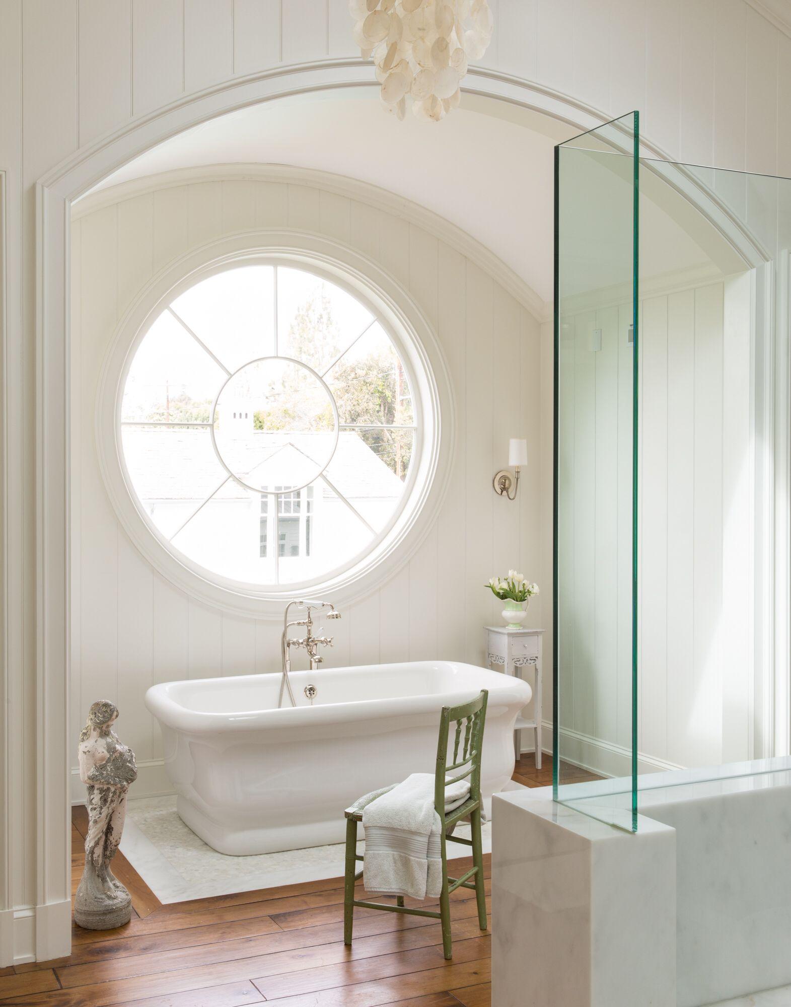 Velvet and Linen | Oak Ave Master Bath | Pinterest | Linens, Tubs ...